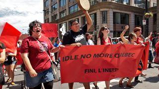 La migration des autochtones vers les milieux urbains
