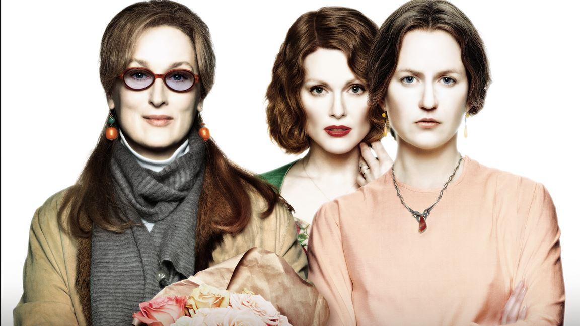 Nicole Kidman, Julianne Moore et Meryl Streep : un trio d'actrices remarquables