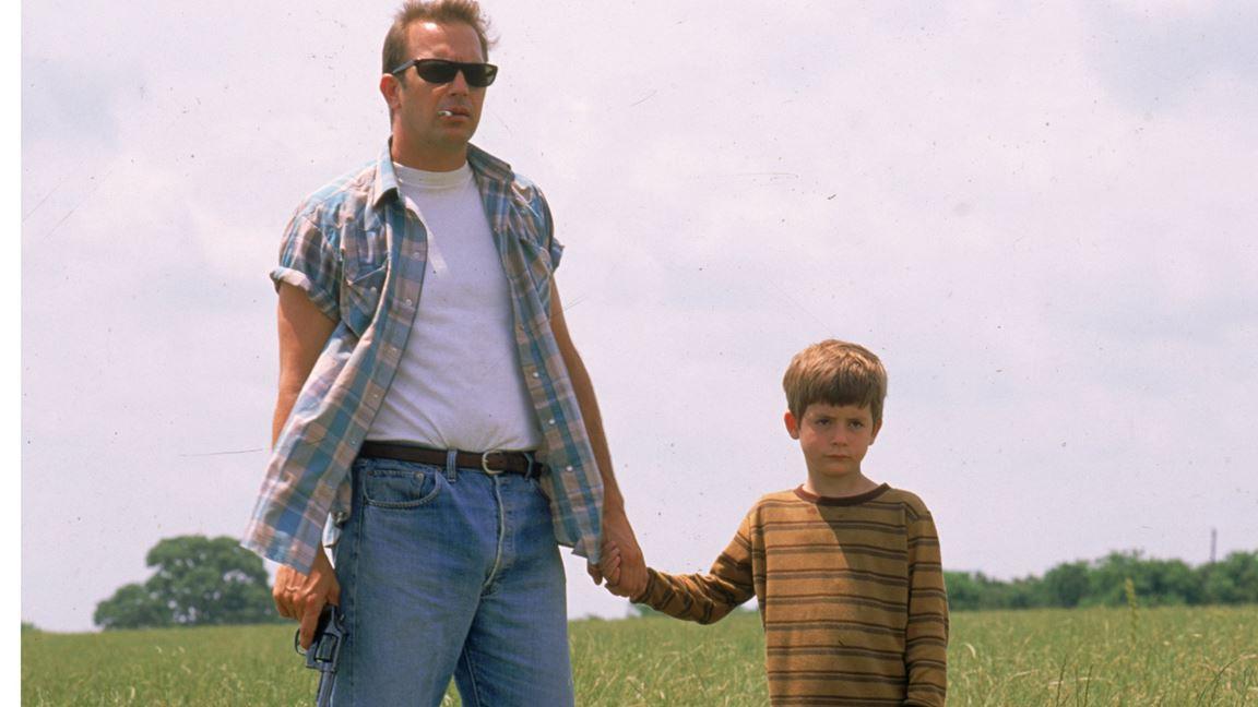 Kevin Costner, criminel en cavale