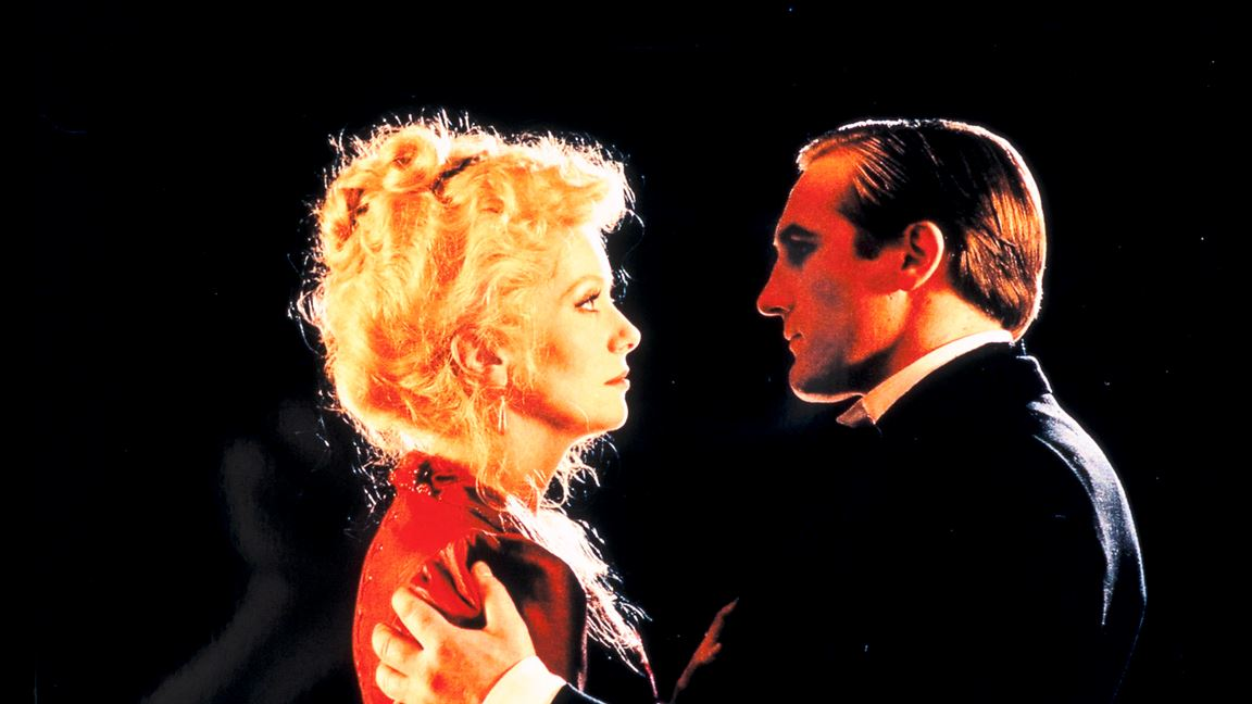 Catherine Deneuve et Gérard Depardieu au sommet de leur art