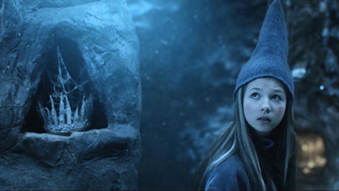 Lorsque la lumière du monde est menacée, princesse Bluerose vient à la rescousse
