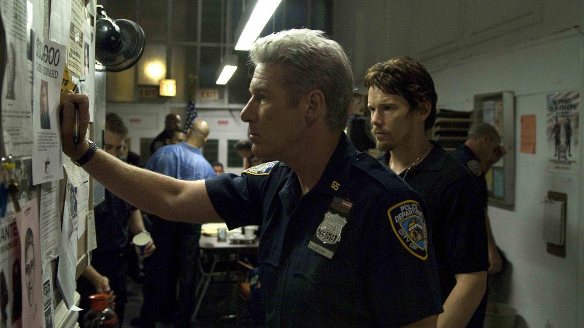 Richard Gere, Don Cheadle et Ethan Hawke font le ménage dans les rues de Brooklyn