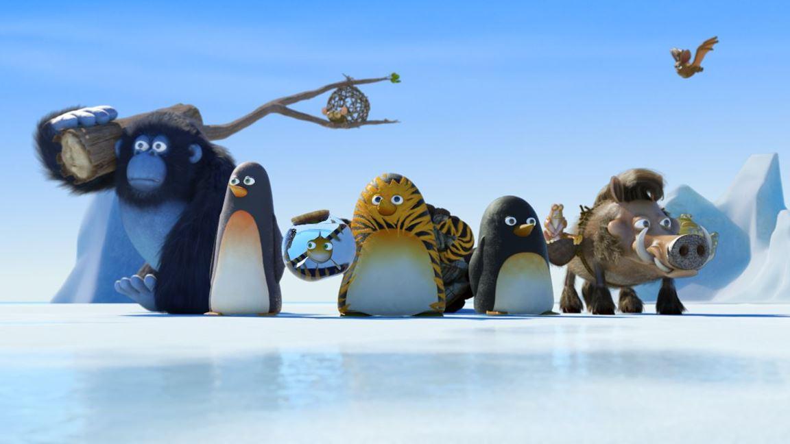 Maurice à la rescousse du village des pingouins!