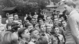 Adolf Hitler : leader charismatique jusqu'à la toute fin