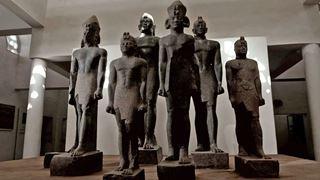 Une mystérieuse dynastie de pharaons nubiens