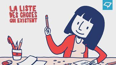 Websérie inspirée de la bande dessinée pleine d'humour et de finesse d'Iris et Cathon