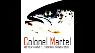 Colonel Martel-Vieux pirate (Real love)