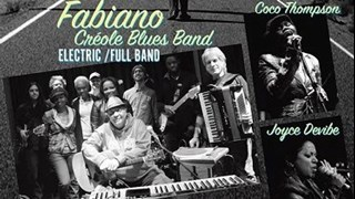 FABIANO & CRÉOLE BLUES BAND