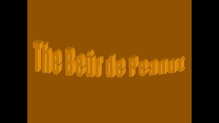The Beûr de Peanut