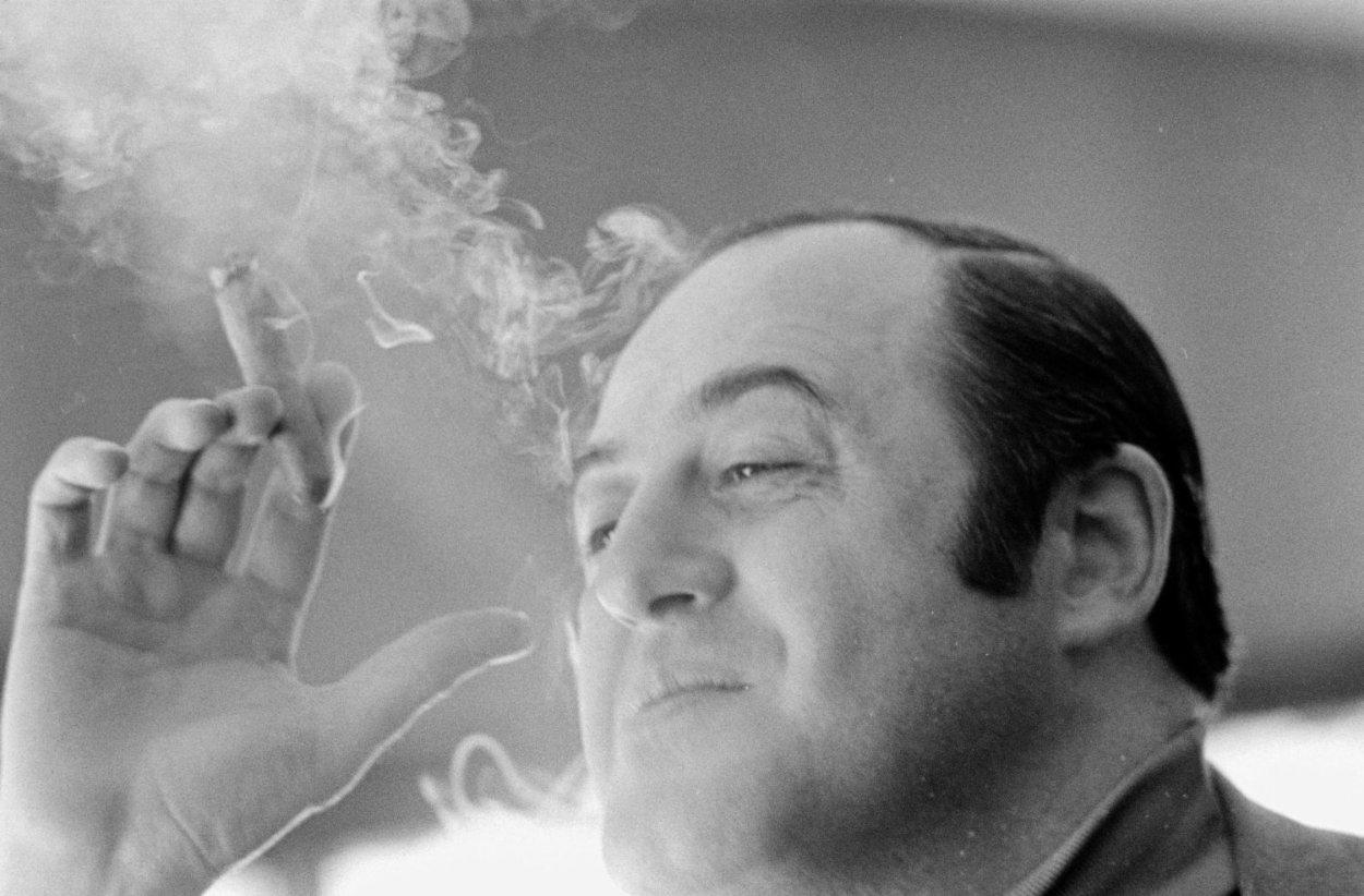 Raymond Lévesque dans les années 1960-1970 (Archives BAnQ / Antoine Désilets)