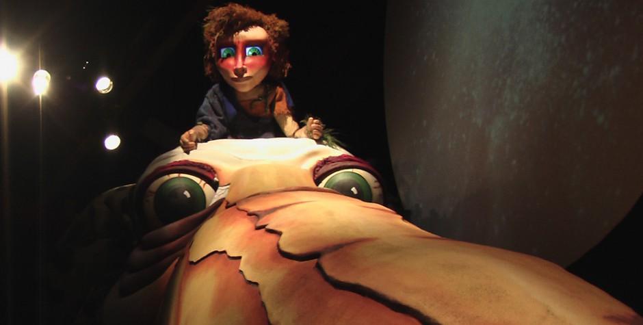 Débutée en 2003, la pièce Harmonie permet au Théâtre de la Dame de Cœur de rayonner sur la planète. Crédit photo : archives du Théâtre de la Dame de Cœur
