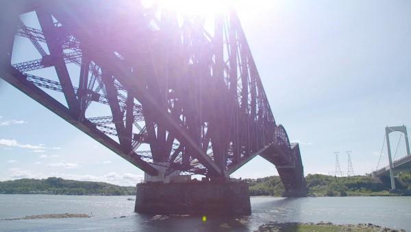 Artéfacts : l'histoire du Pont de Québec