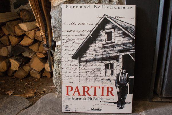Partir de Fernand Bellehumeur