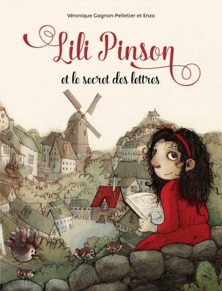 Lili Pinson et le secret des lettres