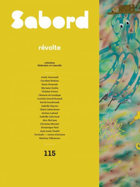 Couverture de la revue Sabord