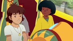 Esteban, Tao et Zia captifs!'
