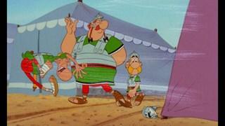 Astérix et Obélix au secours de la belle Falbala