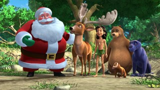 Noël dans la jungle!
