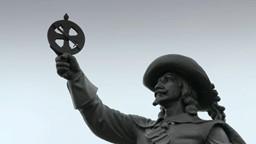 Les débuts énigmatiques de Samuel de Champlain'