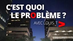 Louis T se demande si le gouvernement conservateur a raison de faire de la lutte au terrorisme une priorité.