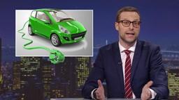 « Zoum, zoum! » … ou quand Louis T. nous explique que le problème avec la voiture électrique n'est pas l'électricité, mais nos mentalités.