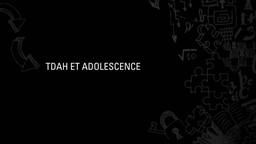 L'adolescence est une période charnière dans la vie de tous, mais pour les jeunes qui ont un TDAH, c'est une période au potentiel plus houleux encore.