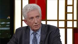 Marie-France reçoit le chef du Bloc Québécois, Gilles Duceppe'