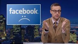Facebook et les médias sociaux nous rendent-ils heureux ou malheureux? La mère de Louis T et la tante Guylaine l'aident à répondre à ce dilemme.