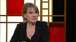 Marie-France Bazzo reçoit Josée Blanchette'