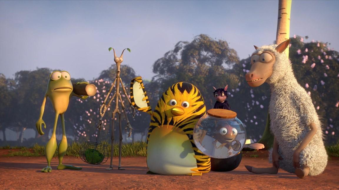 Rencontre entre <em>La Chouette</em> et <em>Les as de la jungle</em>!