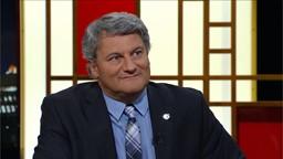 Marie-France reçoit le député conservateur Gérard Deltell'