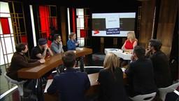 Marie-France Bazzo reçoit le rappeur, comédien et photographe Samian'