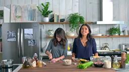On sort de notre zone de confort et on apprend à cuisiner de nouveaux grains!'