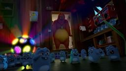 Grizzy provoque une panne d'électricité généralisée.'