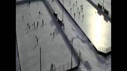 Quand l'histoire de Montréal passe par l'hiver et, du même élan, par le hockey!'