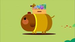 L'ours Beryl est-elle en peluche, ou est-elle un véritable ours?'
