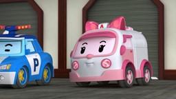 Dans la cité de Vroom Ville, habitants et voitures vivent en parfaite harmonie. Les voitures de'