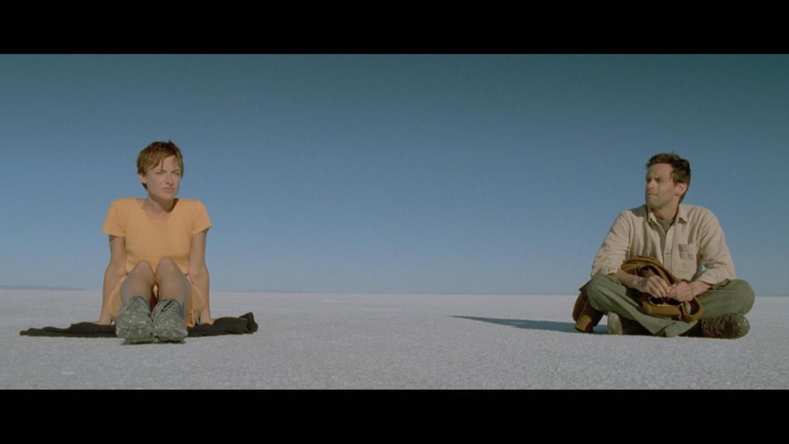 Un enfant créé dans le désert