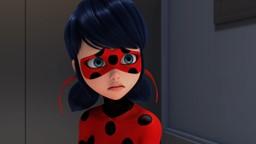 Ladybug et Chat Noir défient le mystérieux Oblivio.'