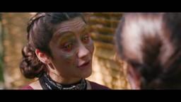 Léo veut libérer Zoé qui est prisonnière de Julianne.'