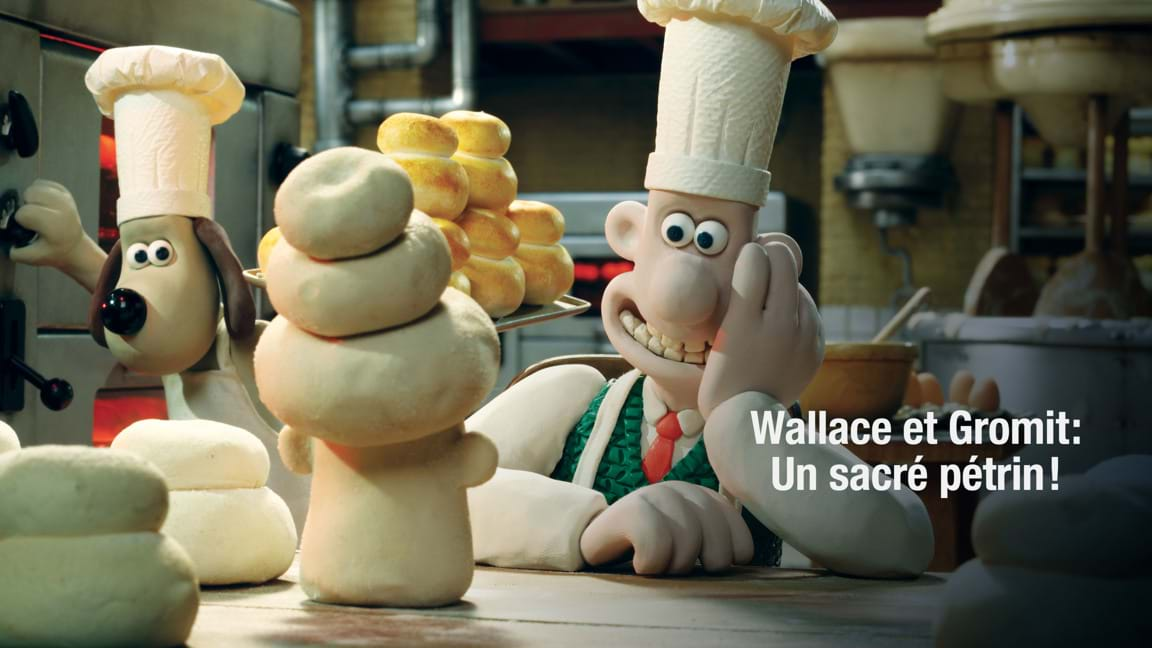 Wallace et Gromit : Un sacré pétrin