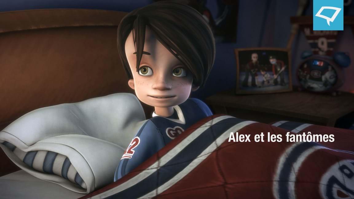 Alex et les fantômes