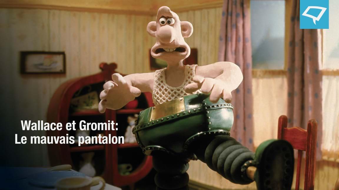 Wallace et Gromit : un mauvais pantalon