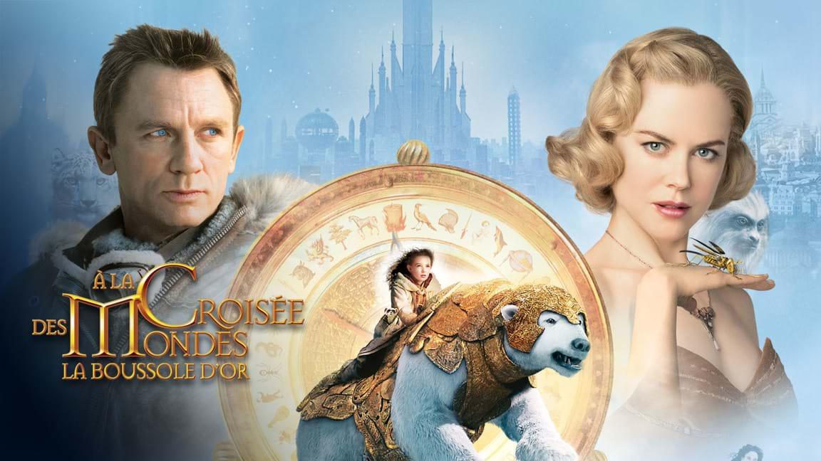 À la croisée des mondes - La Boussole d'or