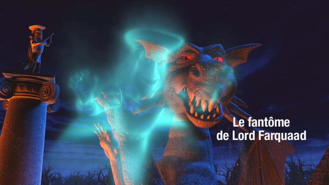 Le fantôme de Lord Farquaad