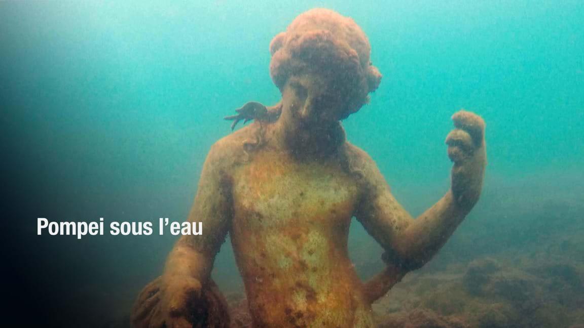 Pompéi sous l'eau