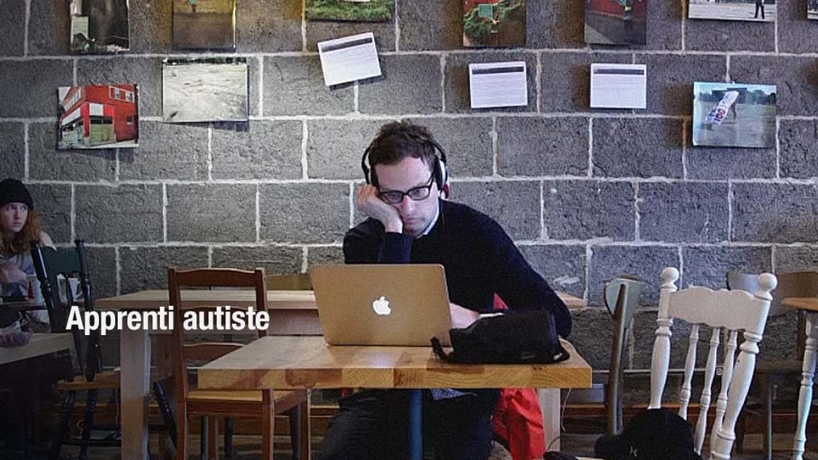 Apprenti autiste