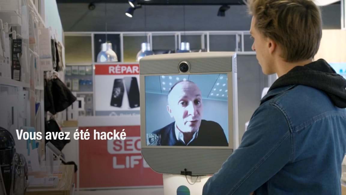 Vous avez été hacké