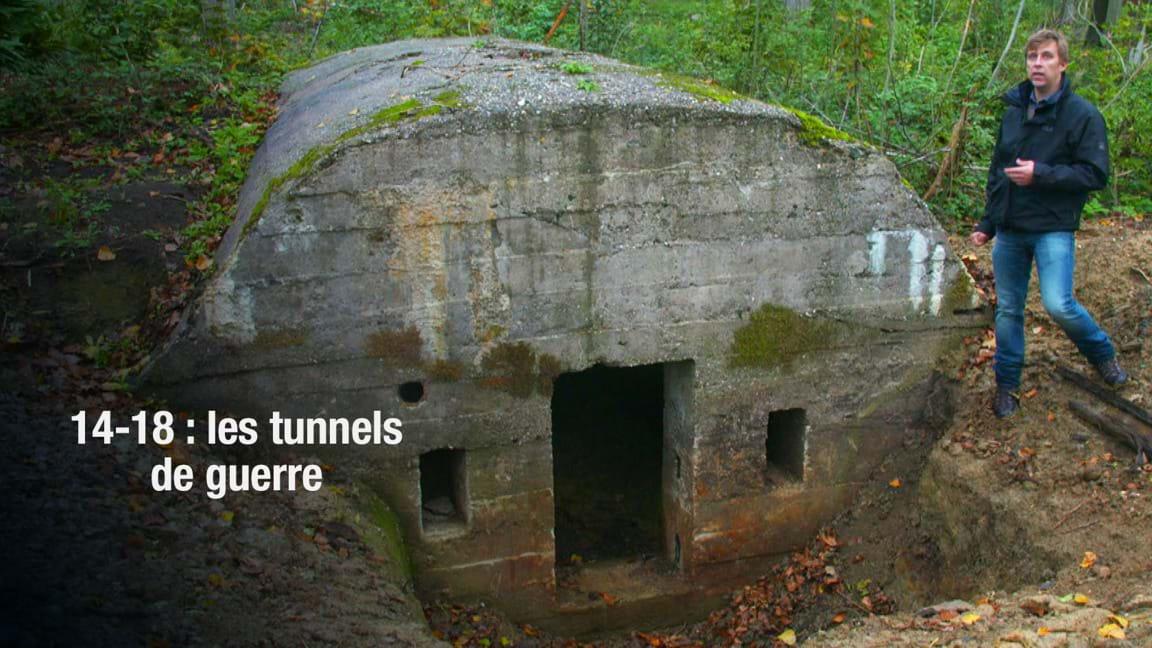 14-18 : les tunnels de guerre