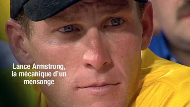 Lance Armstrong, la mécanique d'un mensonge